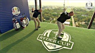 На Эйфелевой башне открылось мини-гольф поле (новости)