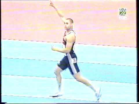 Jason Gardener 6.51, Campeón de Europa Birmingan 2007