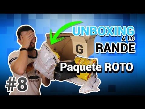 UNBOXING a lo GRANDE #8 - El Mejor UNBOXING GAMING