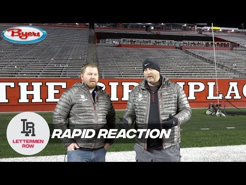 Rapid Reaction: Ohio State handles business at Rutgers, real season starts now