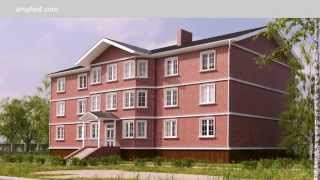 Строительство ЛСТК АРСПЛАНТ многоквартирного дома в 3D(arsplant.com., 2015-09-07T13:51:05.000Z)