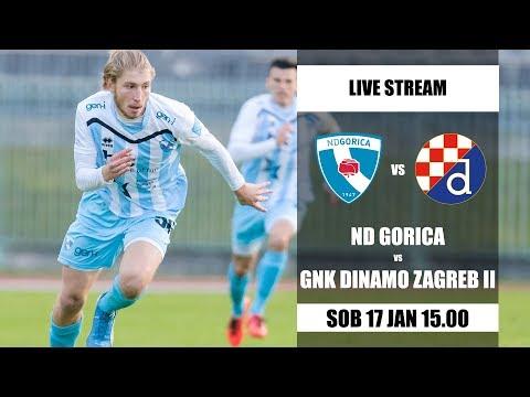 Live Stream Nd Gorica Dinamo Zagreb Ii Youtube