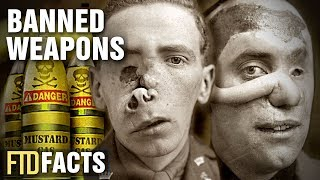 10 Banned Military Weapons