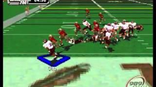 PSX ► PS1 ► NCAA Gamebreaker 2001