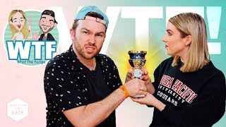WTF?! The Season Finale! - In The Kitchen With Kate