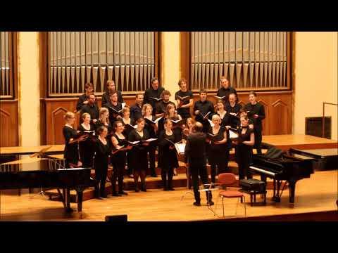 Kammerchor Concerto vocale an der Universität Tübingen