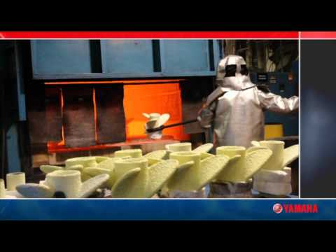 How stainless steel props are made