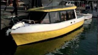 bateaux électriques, AQUABUS 1050T, AQUABUS C60 sur Hybrelec.fr