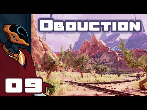 Let's Play Obduction - PC Gameplay Part 9 - Villein 101