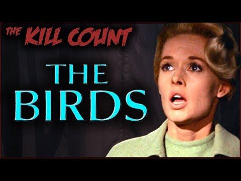 The Birds (1963) KILL COUNT