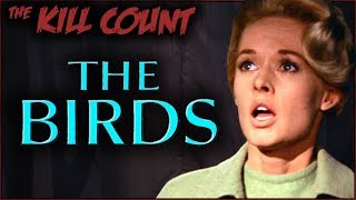 The Birds (1963) KILL COUNT