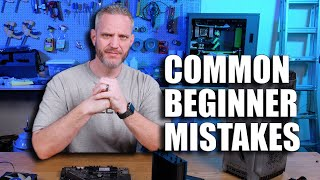 Common PC Building Mistakes that Beginners Make!
