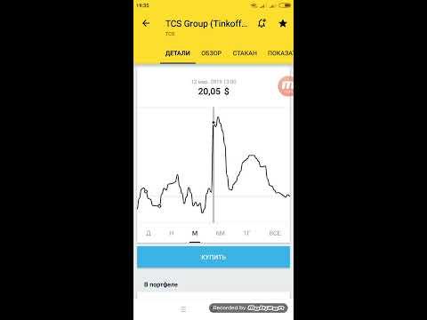TCS Group (TCS) - акции, прогнозы, анализ. Тинькофф Инвестиции.