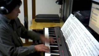 いきものがかりの「ありがとう」ピアノソロ・バージョンです。 漫画家・...