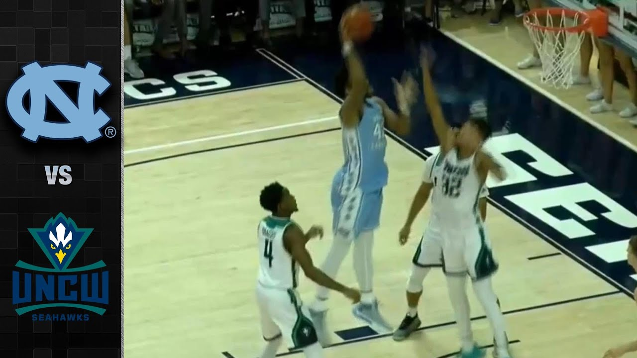 UNC Basketball at UNCW - Player of the Game: Justin Pierce