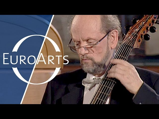Bach – Sonata sopr'il soggetto reale, BWV 1079 (Sigiswald Kuijken, Barthold Kuijken)