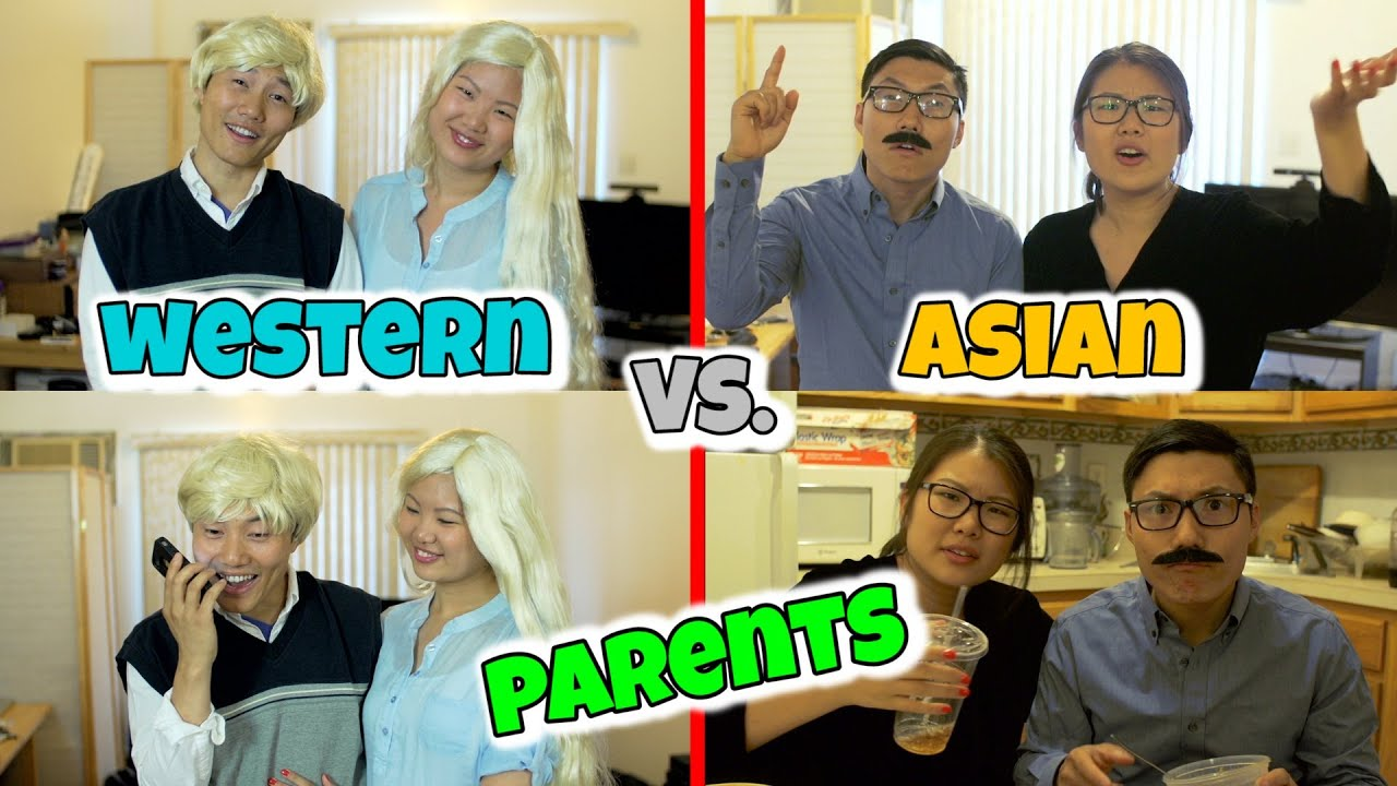 Asian parents dating