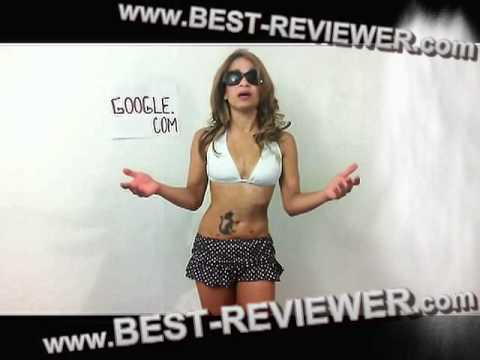 Google - Sexy Girl in Hot Swimsuit Video Reviews Google.com