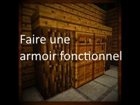 comment faire une armoire fonctionnel dj sky youtube. Black Bedroom Furniture Sets. Home Design Ideas