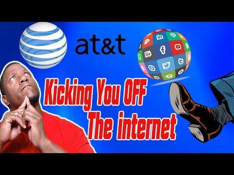 Att Copyright Alert Letter At&t turning off customers internet!!!! Mp3