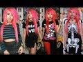 My Scene/Emo/Alternative/Dark Outfits