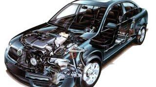 Составляющие части автомобиля на польском языке