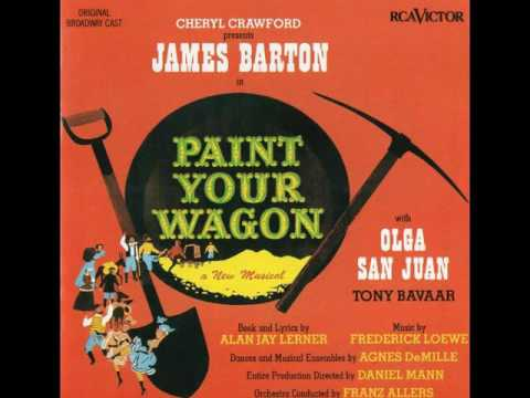 Paint Your Wagon Full Album Youtube
