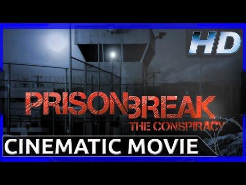 Prison Break The Conspiracy  Cinematic Movie HD