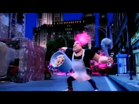 DreamWorks' Megamind The Video Games trailer - YouTube