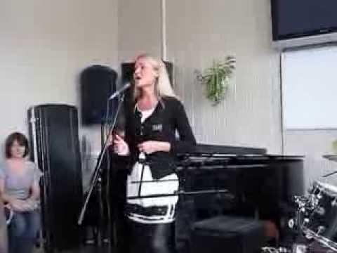 Виктория Ланевская, МКИМ, экзамен по вокалу, 2010год.