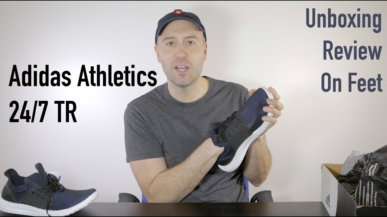 competitive price bf19d 4c5ae Adidas Athletics 247 TR - Unboxing + Review + On Feet - Mr Stoltz 2018
