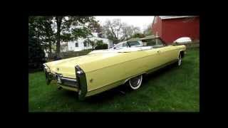 1966 Cadillac Fleetwood Eldorado - For Sale