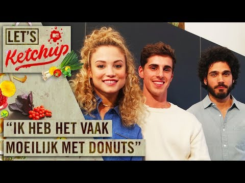 "MATTHIAS GEERTS: ""Hier en daar CHEAT ik"" | Let's Ketchup"