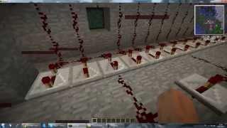 Смертельные механизмы в minecraft. Часть Четвёртая!!!