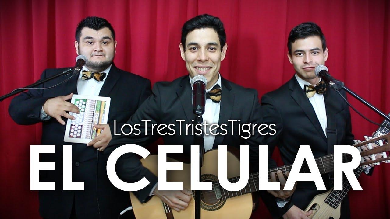 """""""El Celular"""" PARODIA de Los Tigres del Norte - YouTube"""