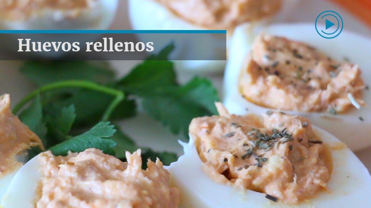 Huevos Rellenos De Atún Una Receta Sencilla Y Deliciosa Prensa Libre