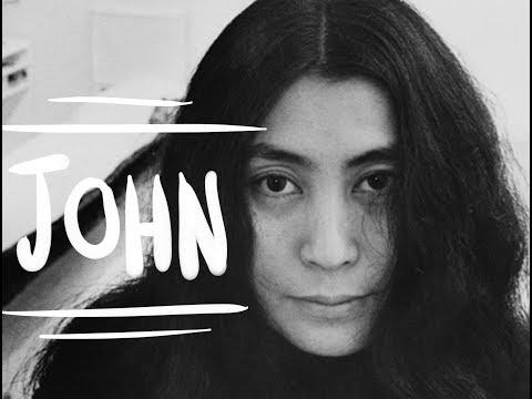 JOHN by Yoko Ono ft. John Lennon