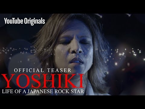 Yoshiki -Life of a Japanese Rock Star- | Official Teaser