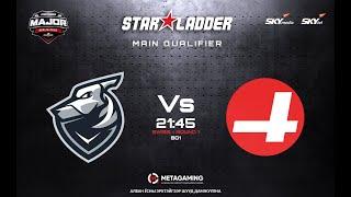 StarLadder Major 2019 | Grayhound Vs Cr4zy | BO1