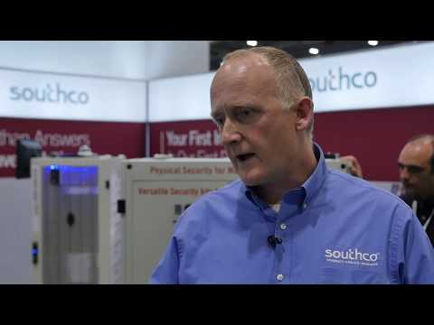 Southco at Data Centre World 2018