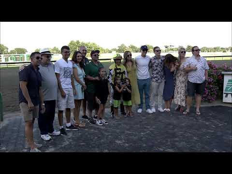 video thumbnail for MONMOUTH PARK 8-31-19 RACE 11