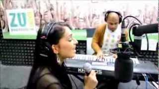 mandinga zaleilah acoustic live la radio zu