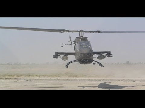 Emergency Landing Of Pakistani Helicopter in Afghanistan