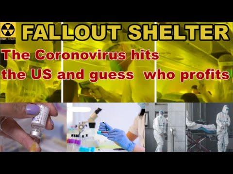 Coronovirus Hits U S  And Guess Who Profits Wildly