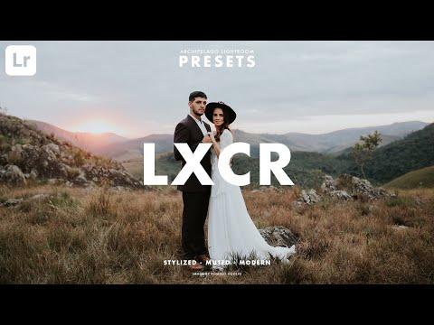 LXCr Lightroom/ACR PRESETS