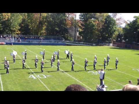 Abington Heights Marching Comets Disney Performance #1