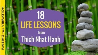 031 -18 Life Lessons from Thich Nhat Hanh