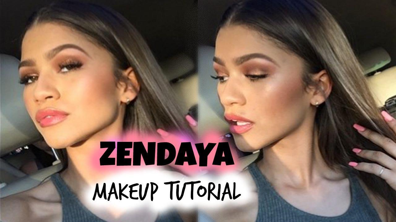Youtube eyebrow makeup tutorial images any tutorial examples zendaya inspired makeup tutorial youtube zendaya inspired makeup tutorial baditri images baditri Choice Image