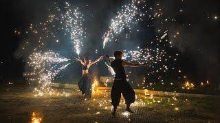 🔥 Огненное шоу в Москве, фаер шоу на свадьбу + пиротехническое , выпускной, день рождения 🔥