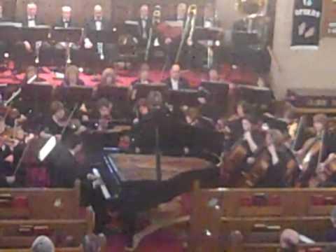 Piano Conceto No. 3 Bela Bartok
